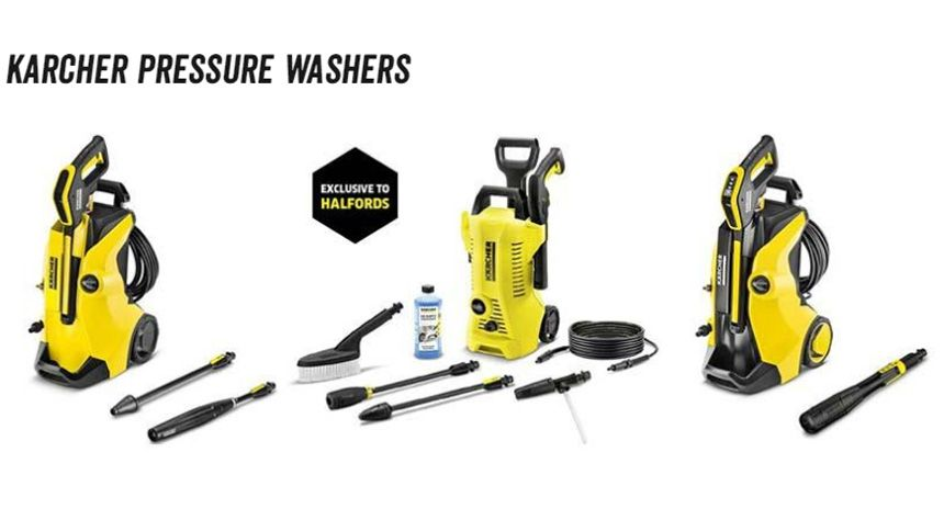 Karcher. Save 7.5% on all Karcher products