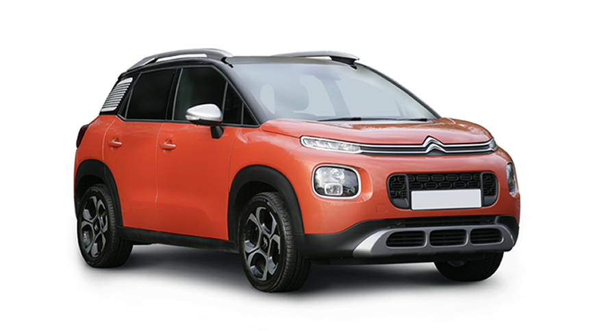 Citroen C3 Aircross Hatchback. £197 per month + 1,000 free excess miles¹ + FREE £75 fuel card*