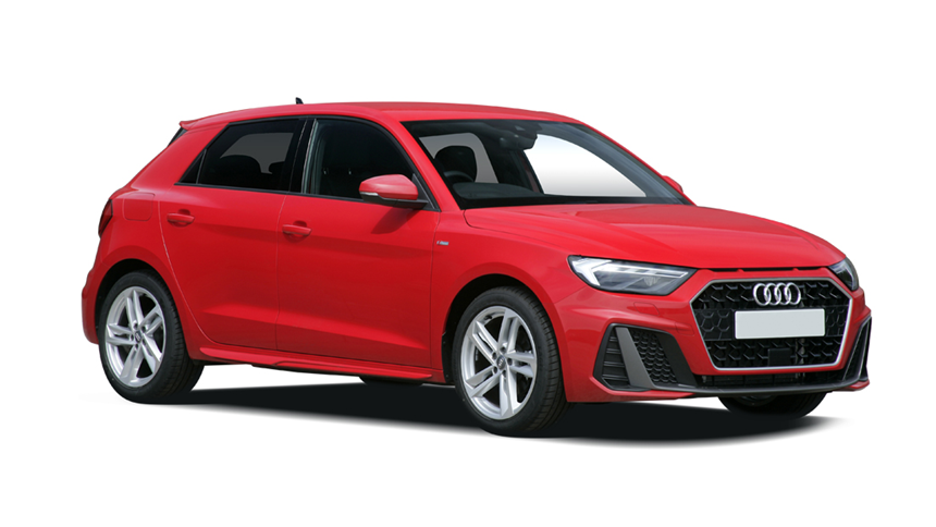 Audi A1 Sportback - £269 per month + 1,000 free excess miles¹