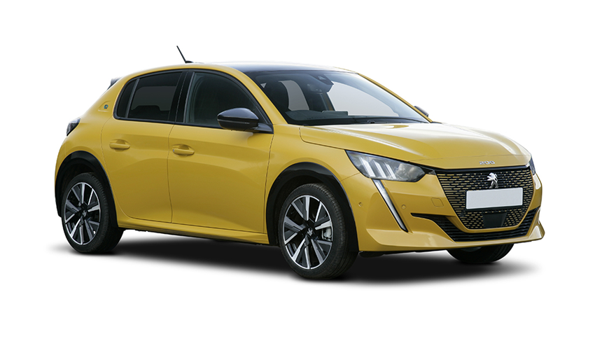 Peugeot E-208 Electric Hatchback - £295 per month + 1,000 free excess miles¹