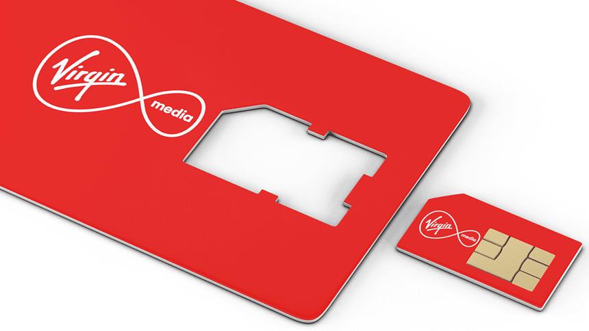Virgin SIM Only 8GB - £8 a month