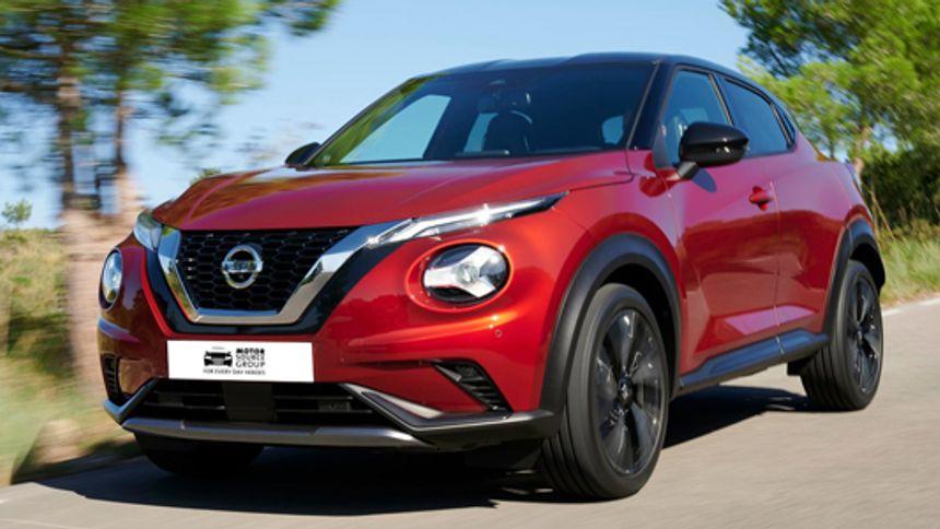 Nissan Juke - Teachers save £4,258.71