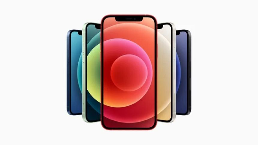 NEW iPhone 12 Pro - £0 upfront + £60 a month