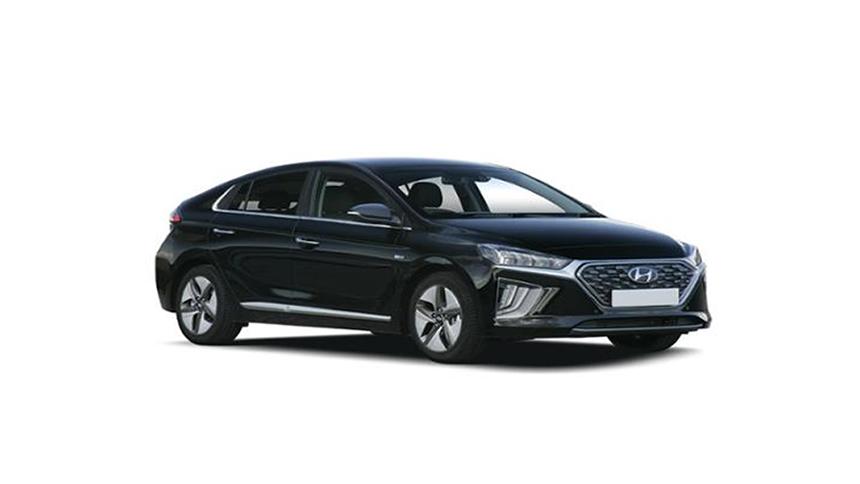Hyundai Ioniq - 247 a month + 1,000 free excess miles