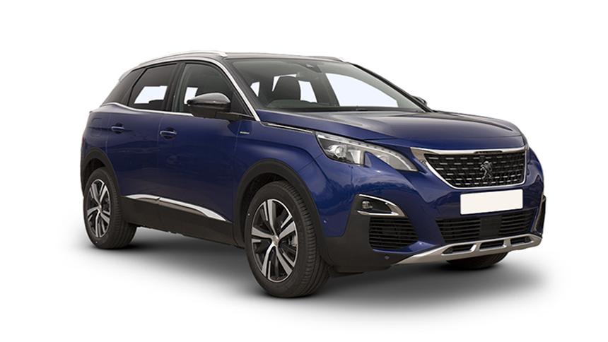 Peugeot 3008 Estate - £342 per month + 1,000 free excess miles¹