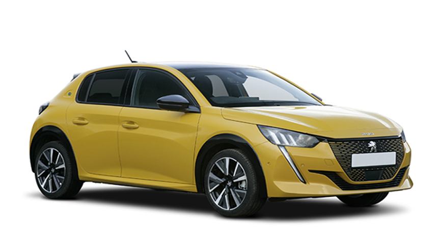Peugeot E-208 Electric Hatchback - £288 per month + 1,000 free excess miles¹