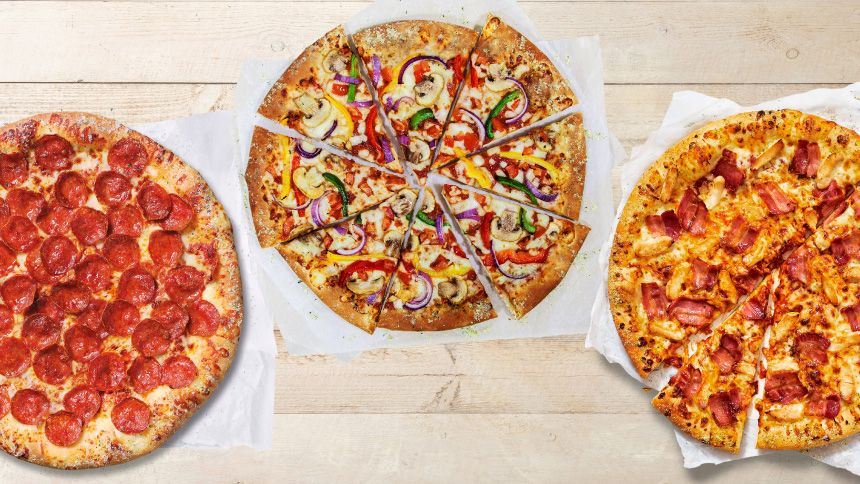 Pizza Hut Delivery - Exclusive 50% Teachers discount on pizzas, sides and cookie dough