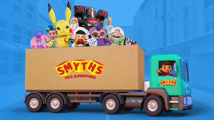 Smyths Toys Clearance - Save up to 25% on selected items