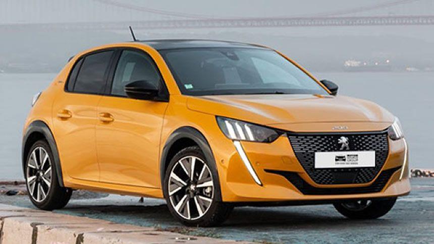 Peugeot 208 - Teachers Save 3,348.20
