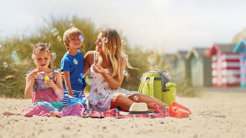 Summer Staycations - Up to 10% Teachers discount
