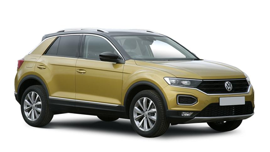 Volkswagen T-Roc Hatchback - £214 a month + 1,000 free excess miles