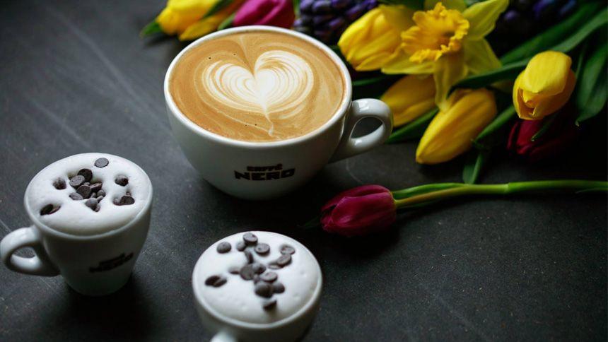 Caffe Nero - 7% cashback