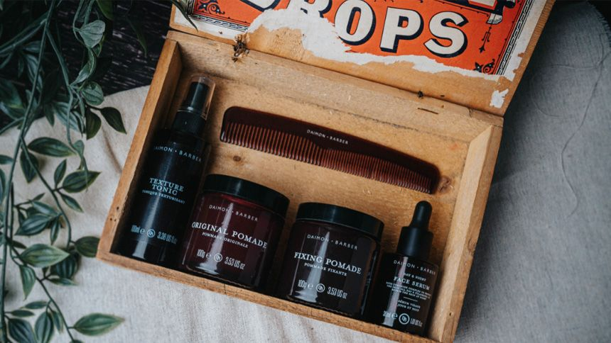 Daimon Barber Male Grooming - 20% Teachers discount on everything