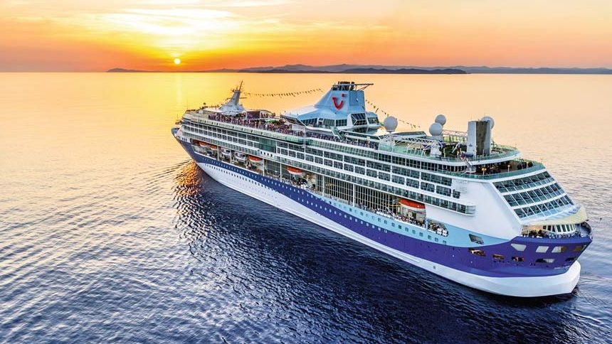 TUI Marella Cruises - Save £300 per booking