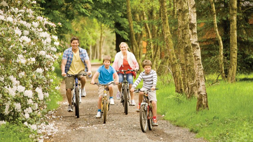 Hoseasons - Autumn short breaks from only £229 + up to 10% extra Teachers discount
