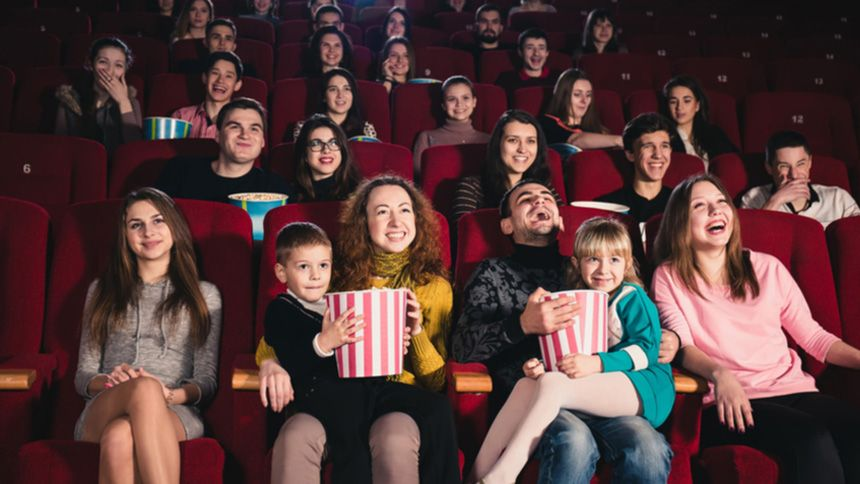 Cineworld - Save up to 40% at Cineworld