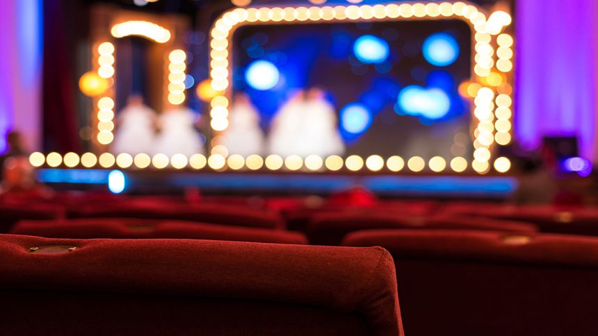 Theatre Breaks. From £68 plus 10% off for Teachers