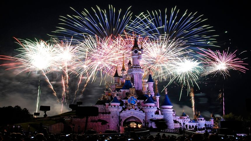 Disneyland® Paris Breaks. From £110pp plus 10% Teachers discount