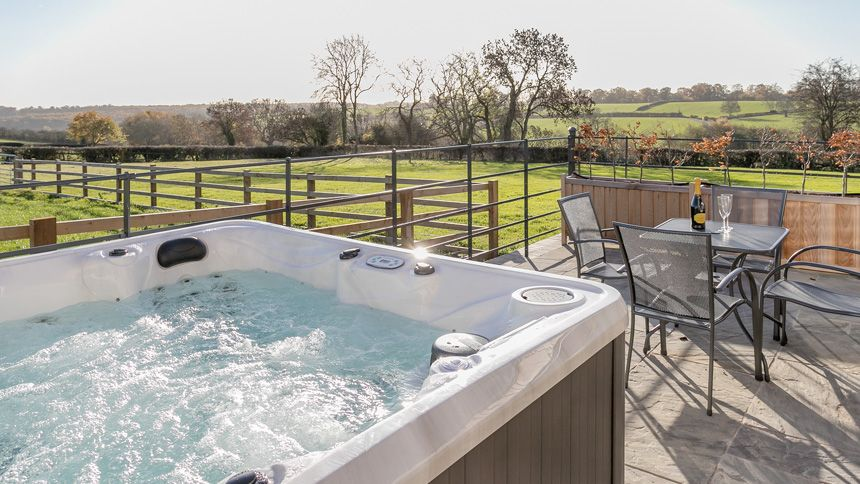 Hot Tub Breaks. From £245 + up to 10% Teachers discount
