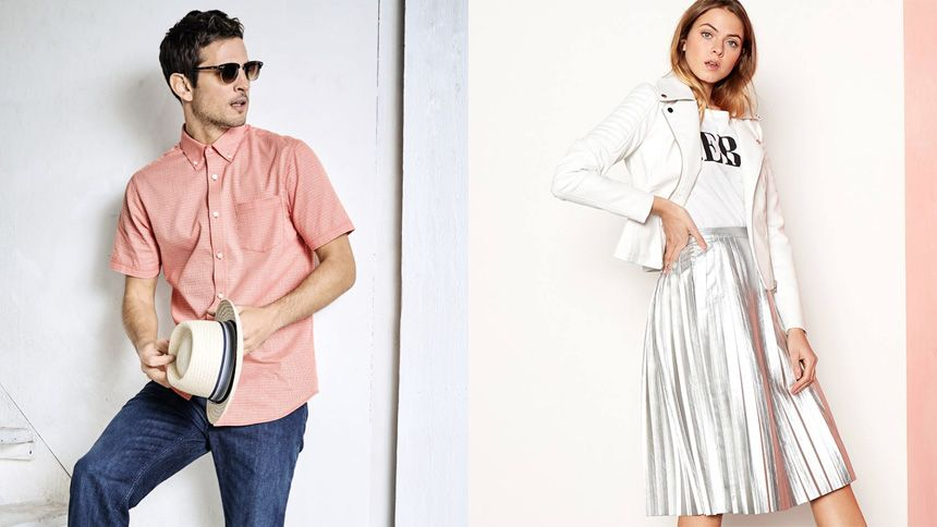 Menswear Clearance. Up to 70% off