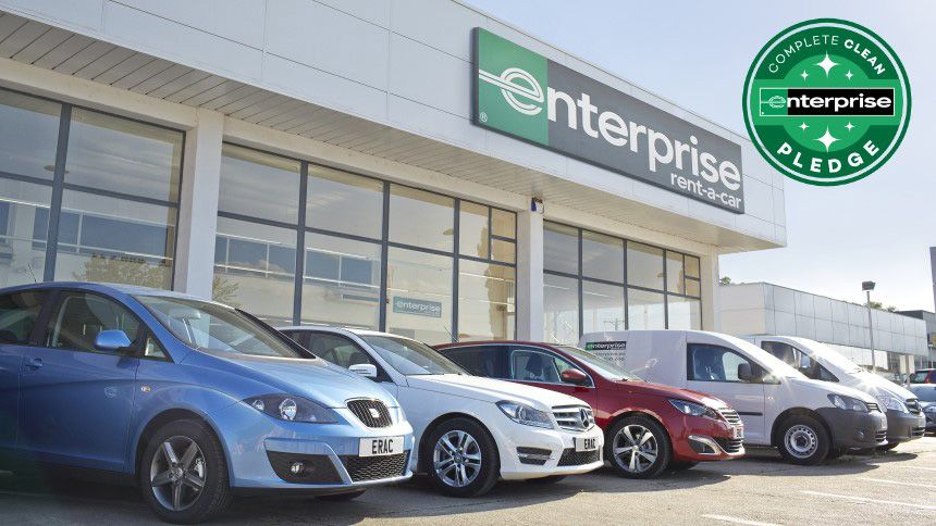 Enterprise Rent-A-Car - 5% Teachers discount off everyday low rates
