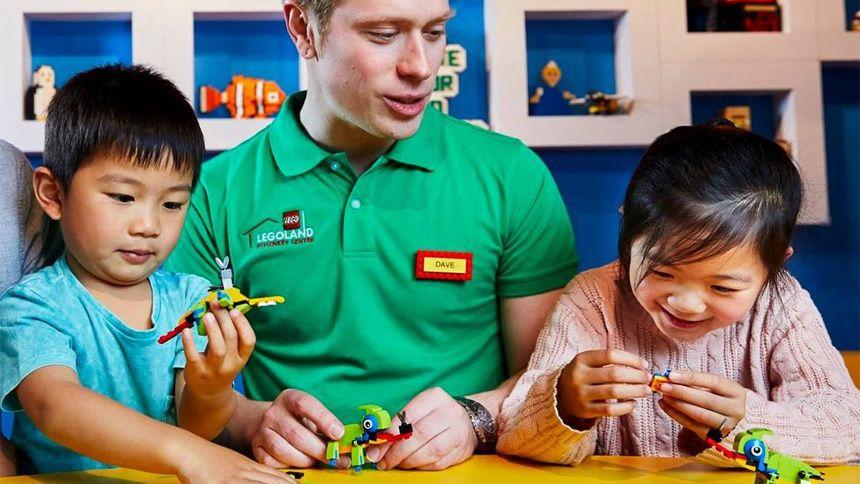 LEGOLAND Discovery Centre Manchester. Huge savings for Teachers