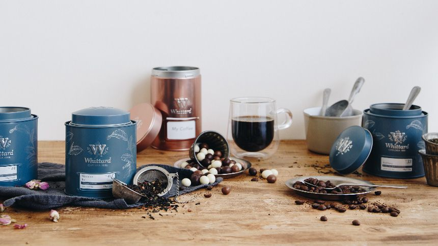 Tea, Coffee, Hot Chocolate and Tableware. £10 off when you spend £50
