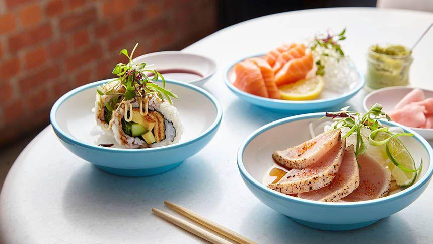YO! Sushi. 7% cashback