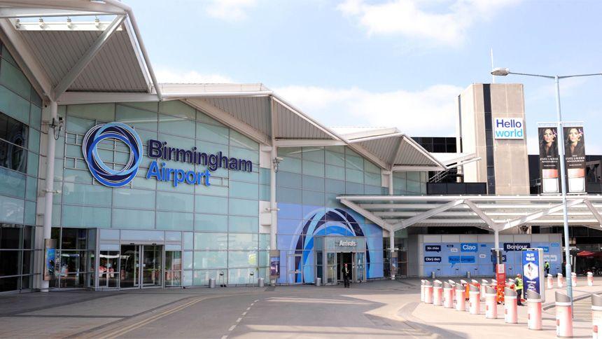 Birmingham Airport Parking. 15% off for Teachers