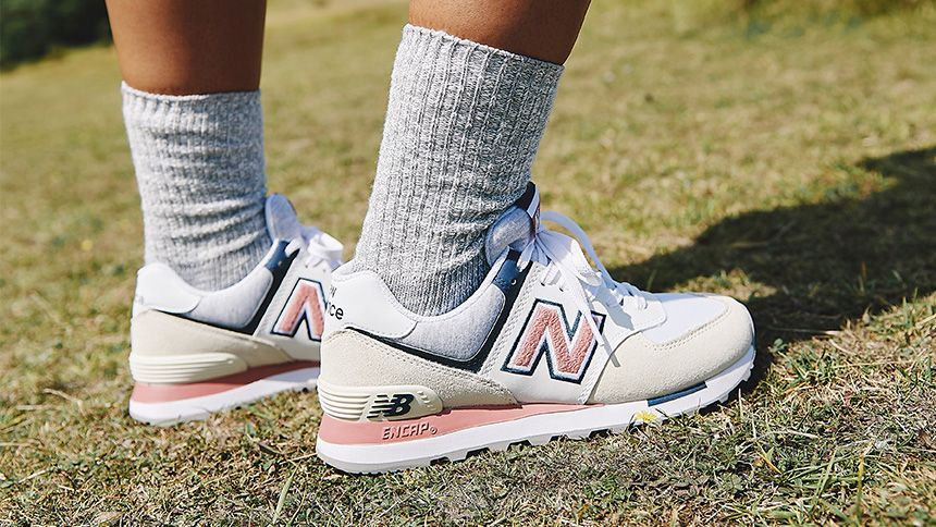 New Balance. 20% off for Teachers