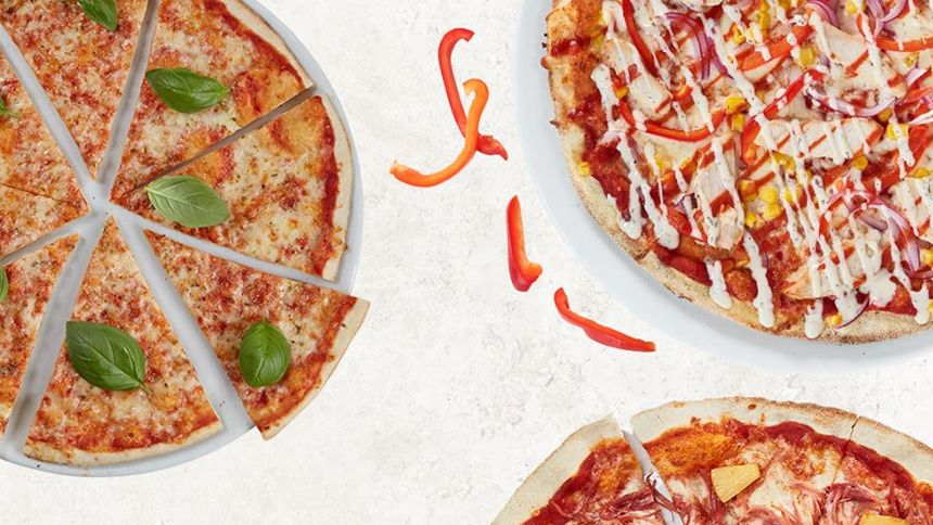 Stonehouse Pizza & Carvery. 2-4-1 pizzas & burgers