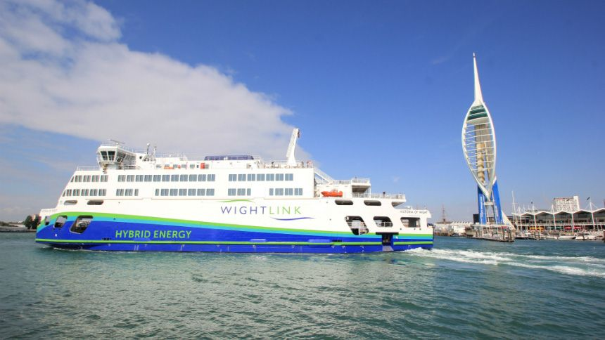 Isle of Wight Ferries. Up to 20% Teachers discount