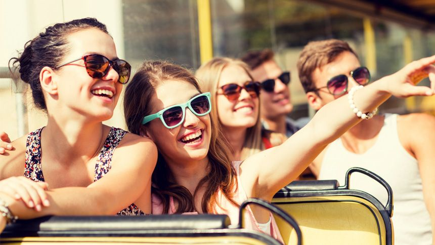 Bus, Ferry & Train Tickets - 5% Teachers discount