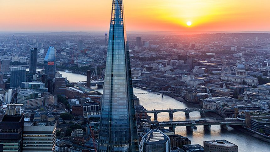 The View From The Shard - 35% Teachers discount