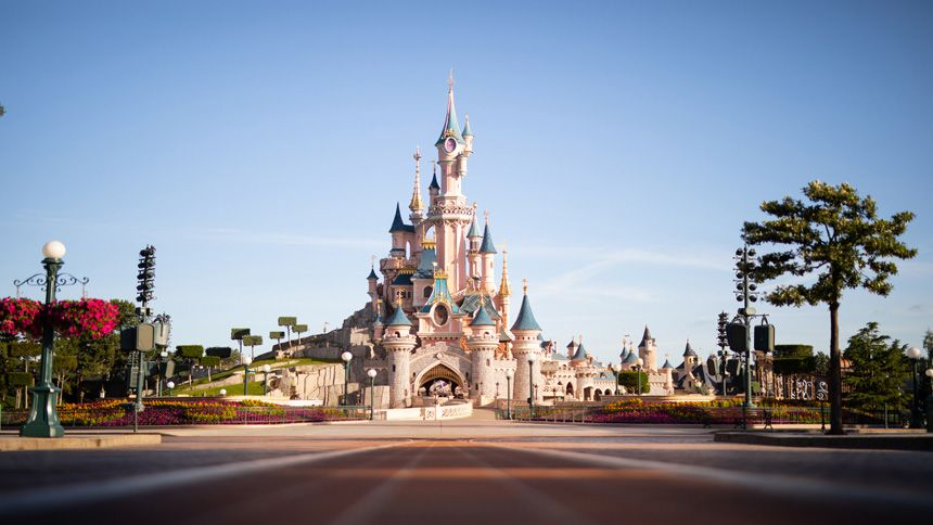 Disneyland® Breaks - £40 Teachers discount