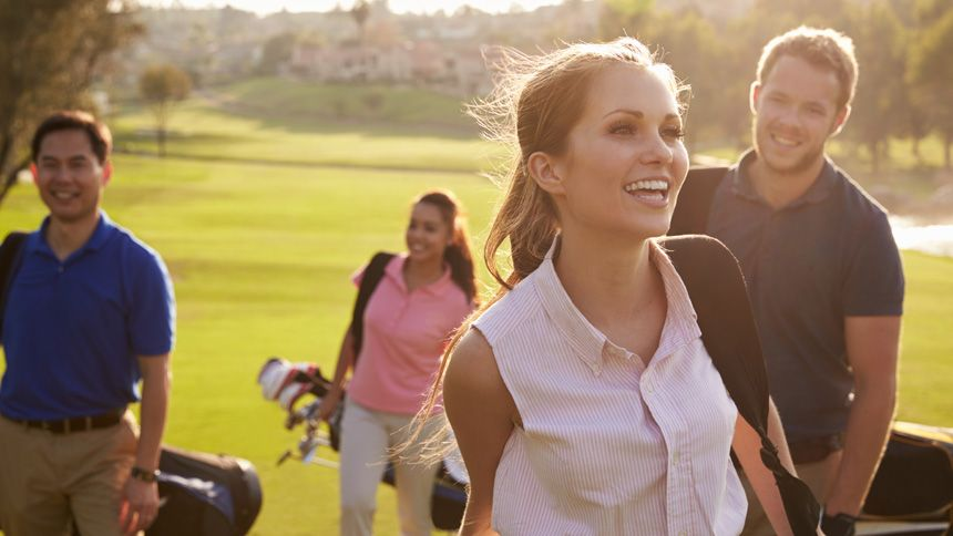 PlayMoreGolf - Two free rounds for Teachers