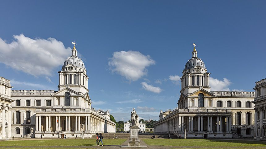 Old Royal Naval College - 10% off for Teachers