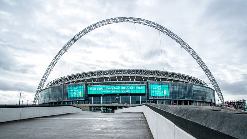 Wembley Stadium Tours - 20% Teachers discount
