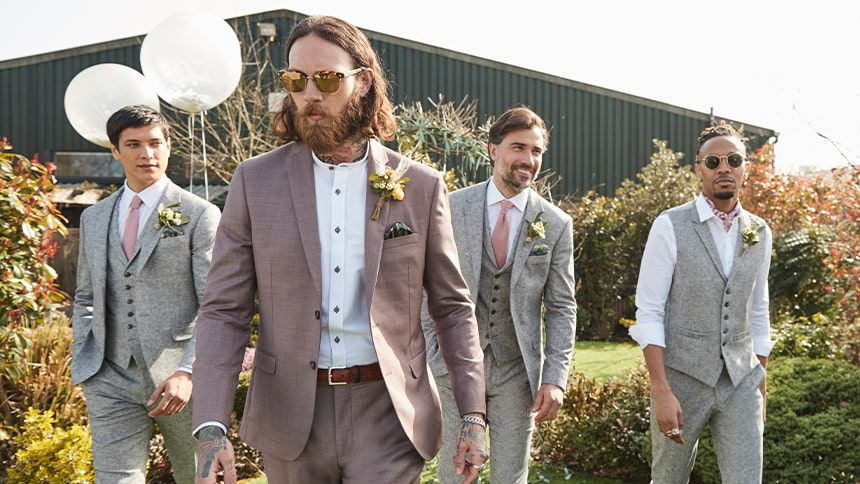 Men's Suits and Formalwear - 22% Teachers discount