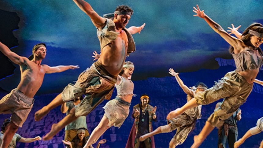 The Prince of Egypt Musical - Up to 34% Teachers discount